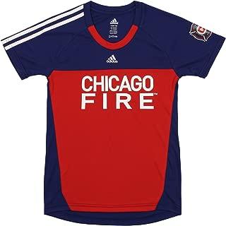 adidas MLS Girls Chicago Fire Goalie Girl Performance