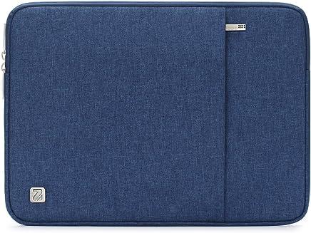 "NIDOO ラップトップスリーブ 防水 衝撃吸収 撥水ケース ノートブック バッグ ノートブック / 10.5インチ iPad Pro 11"" iPad Pro/Air 2 Samsung Galaxy Tab (10.1 インチ, ブルー)"