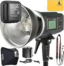 GODOX AD600BM 600Ws Bowens Mount GN87 1/8000 HSS Outdoor Flash Strobe Monolight,AD-R6 Standard Reflector,80cmX80cm /32