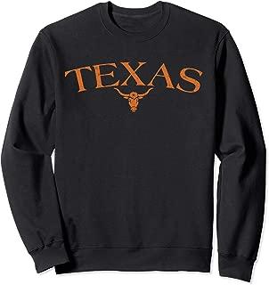 Vintage Big Texas Longhorn Bull Sweatshirt