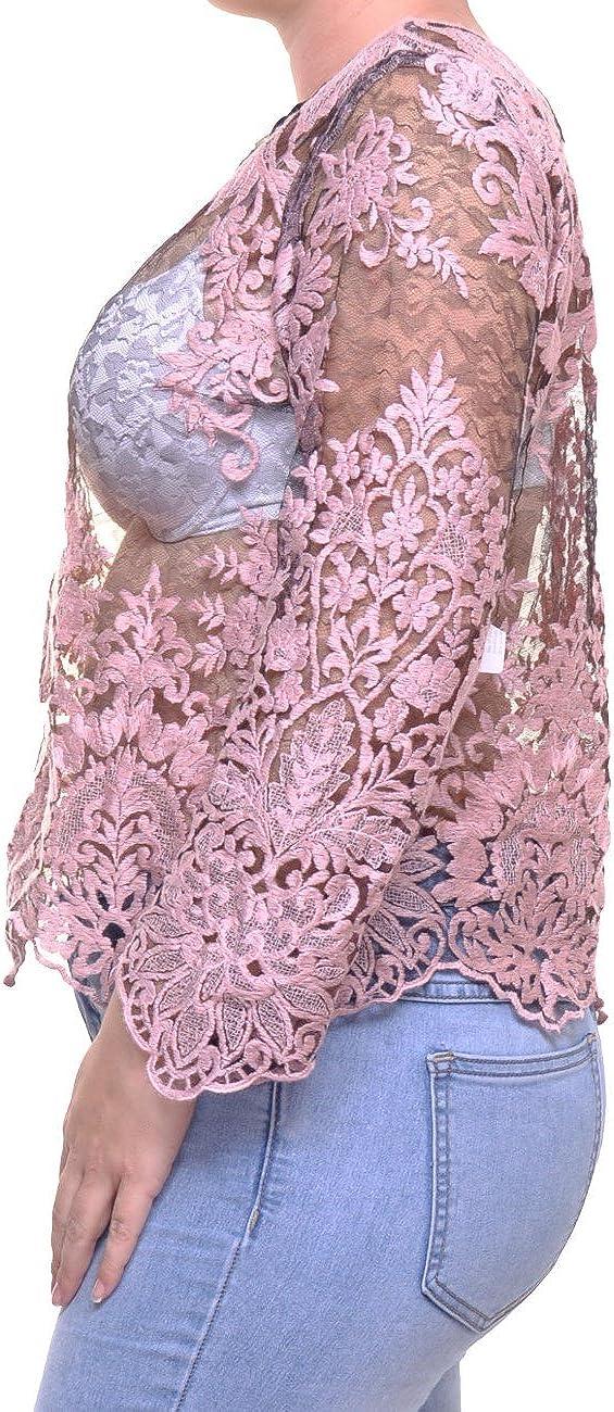 Karen Kane Women's Blouse Pink