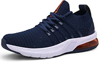 Chaussures de Course Basket Running Sports Respirante Course Sneakers Hommes Femme