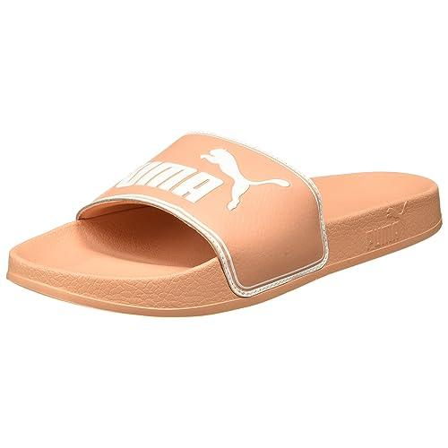 18e998ea7 Puma Unisex Adults  Leadcat Beach   Pool Shoes Blue
