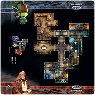 Fantasy Flight Games SWI42 Star Wars: Anchorhead Cantina Skirmish M Board Game