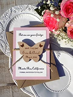 quinceanera save the date magnets