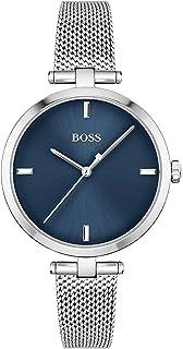 Hugo BOSS Women's Analog Quartz Watch with Stainless Steel Strap 1502587
