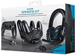 Best 6 in 1 Game kit Black for dreamGEAR PS4 Review
