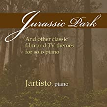 Jurassic Park and Other Classic Film and TV Themes for Solo Piano
