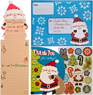 Best letter to santa stationary Reviews