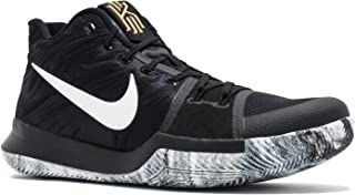 Nike Mens Kyrie 3 BHM Black History Month 2017 Basketball Shoes 852415-001, 13 D(M) US