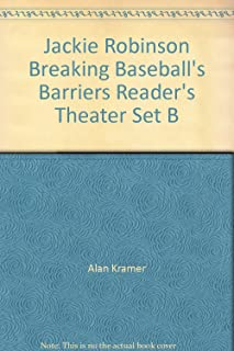 Jackie Robinson Breaking Baseball's Barriers Reader's Theater Set B