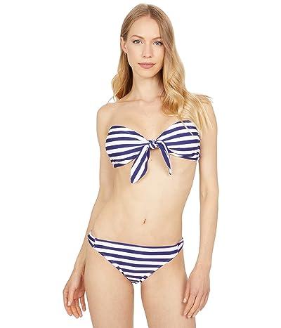 Southern Tide Seagoing Stripe Bandeau Bikini Top