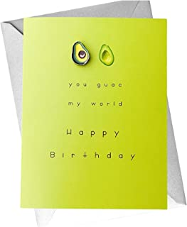 Funny Birthday Card with Wax Seal, Sassy Joke Card for Her, Sister, Best Friend, Coworker, girlfriend, boyfriend, partner,...