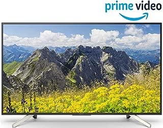 Sony 49 Inch Led 4K Ultra Hd Smart Tv, Black - Kd-49X7500F