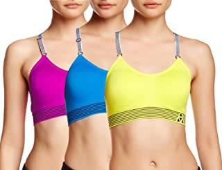 Balanced Tech Ultimate Performance Seamless Sports Bra 3-Pack