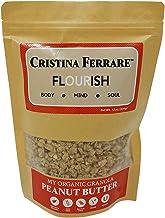 My Organic Granola By Cristina Ferrare   Gluten-Free, Non GMO, Vegan, Healthy   12 oz (Peanut Butter)