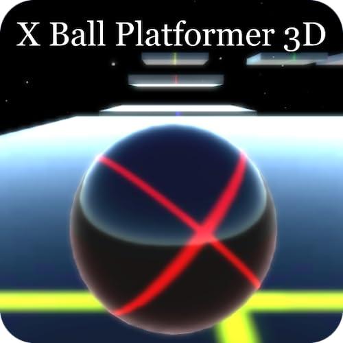 X-Ball Platformer 3D