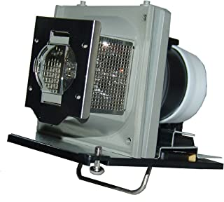 QueenYii BL-FU220A SP.83F01G.001 Compatible for OPTOMA Theme-S HD73 Replacement Projector Lamp with Bulb Inside