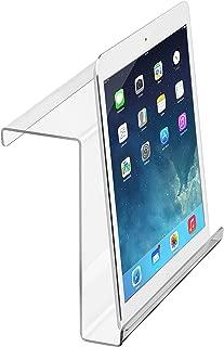 AdirSports Acrylic Universal Treadmill Bookholder - iPad & Tablet - Magazine Rack (9 x 11 x 3.5)