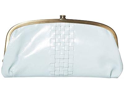Hobo Weave (Whisper Blue) Handbags