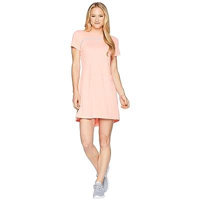 Nike Golf Dry Short Sleeve Dress (Light Atomic Pink/Wolf Grey/Flat Silver) Women