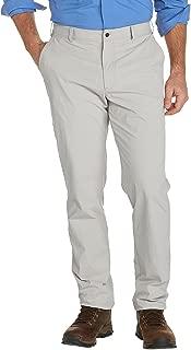 UPF 50+ Men's Marco Summer Casual Pants - Sun Protective