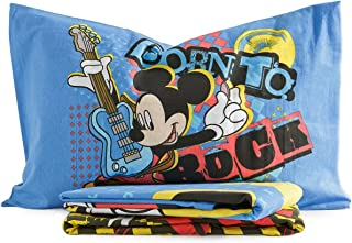 Amazon It Lenzuola Singolo Flanella Disney