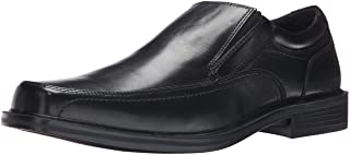 Dockers Mens Edson Leather Dress Loafer Shoe Black