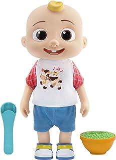 CoComelon Deluxe Interactive JJ Doll - Includes JJ,...