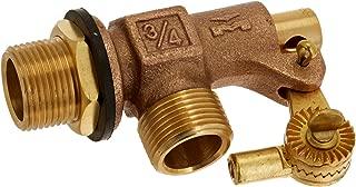 Best 3/4 brass float valve Reviews