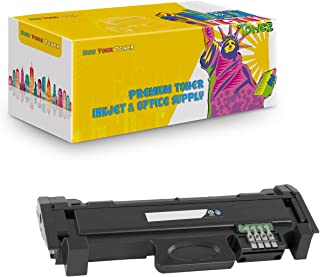 NYT Compatible Toner Cartridge Replacement for Samsung MLT-D118L for Samsung ML-1665, ML1865W, Xpress M3015DW, Xpress M0365FW (Black,1-Pack)