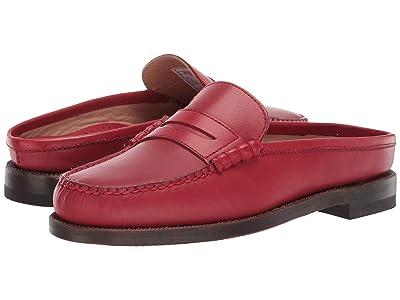 Sebago Classic Dan Clog Pop (Red) Women