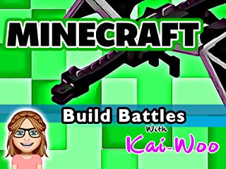 Clip: Minecraft Build Battles with Kai-Woo!