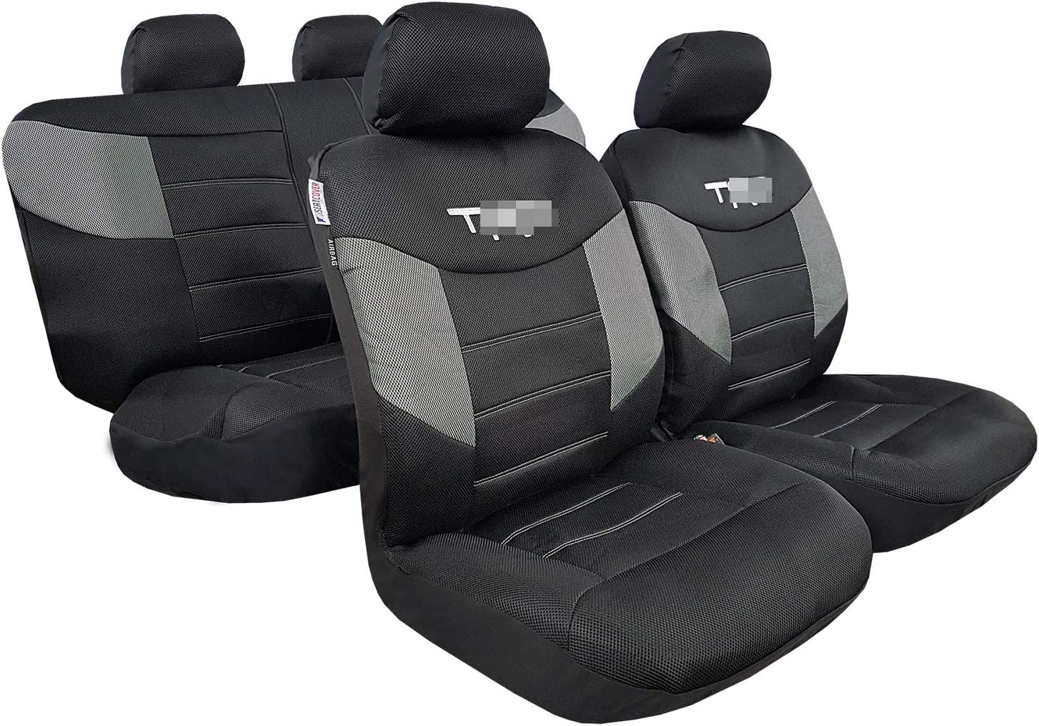 ITAILORMAKER Free Shipping Cheap Bargain Gift Black Truck Seat Covers Nicely for Bargain Front Cars Fit B