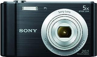 Sony Cyber-Shot DSC-W800-20.1 MegaPixel, Black