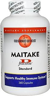 Mushroom Wisdom Maitake D Fraction 360 Cap
