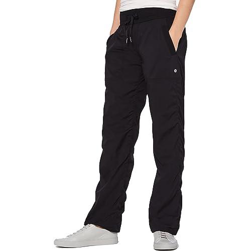 386b8ee9ab28 Lululemon Dance Studio Pant Regular Lined Black (10)