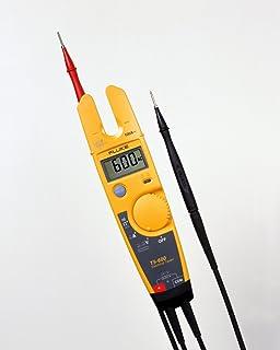 ولتاژ الکتریکی Fluke T5600، تداوم و تست کنونی