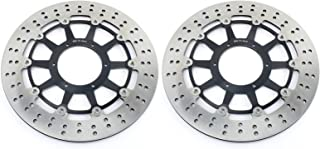 TARAZON 2x Rotores Discos de Freno Delantero para CBR 929 RR 2000-2001/ CBR 954 RR 2002-2003/ CBR 900 RR Fireblade JAPAN 2000 2001 2002 2003