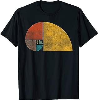 Vintage Fibonacci T-shirt