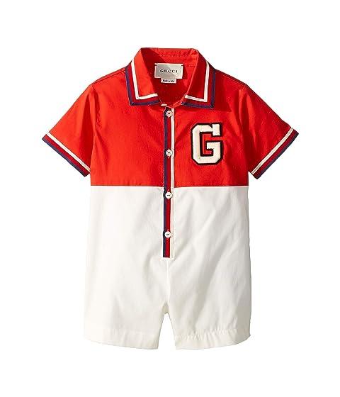 Gucci Kids Logo One-Piece 546859XWAAO (Infant)