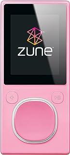 Zune 4 GB Digital Media Player (Pink)