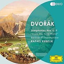 Dvorak: Symphonies Nos.6 - 9 (From The New World)