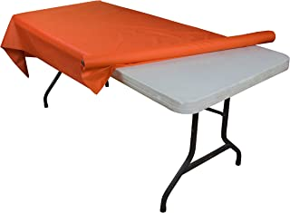 Best plastic banquet table covers rolls Reviews
