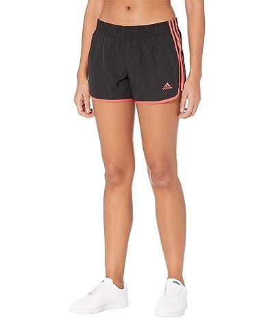 adidas M20 Shorts (Black/Crew Red) Women