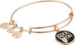 Alex and Ani - Words are Powerful - Seaside Rock On Bangle Bracelet