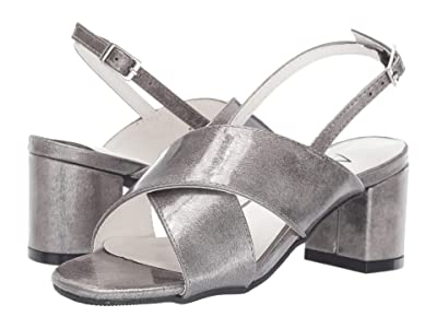 Amiana 15-A5577 (Little Kid/Big Kid/Adult) (Pewter Patent) Girl