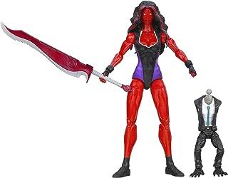 Marvel Universe Marvel Legends Hulkettes Figure 6 Inches