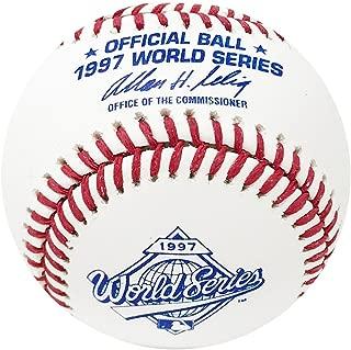 Rawlings 1997 World Series Official MLB Game Baseball - Florida Marlins
