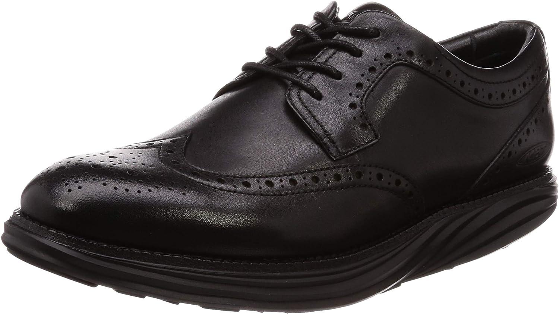 MBT Men 700915 Leather Walking-shoes